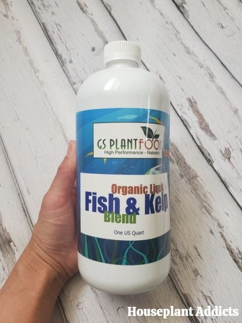 GS Plant Foods Organic Fish and Kelp Blend