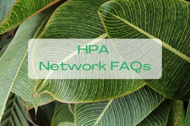 HPA Network FAQs